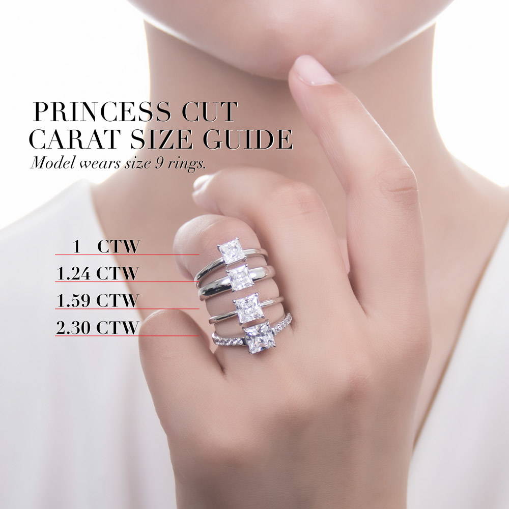 Ring Size Chart - How To Measure Your Ring Size | BERRICLE